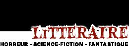 Horreur littéraire – Critiques de littérature du genre horreur, de fantastique et de science-fiction logo